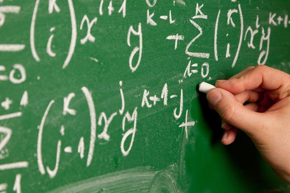 INTERVJU: – Matematikere foretrekkes til tunge IT-oppgaver
