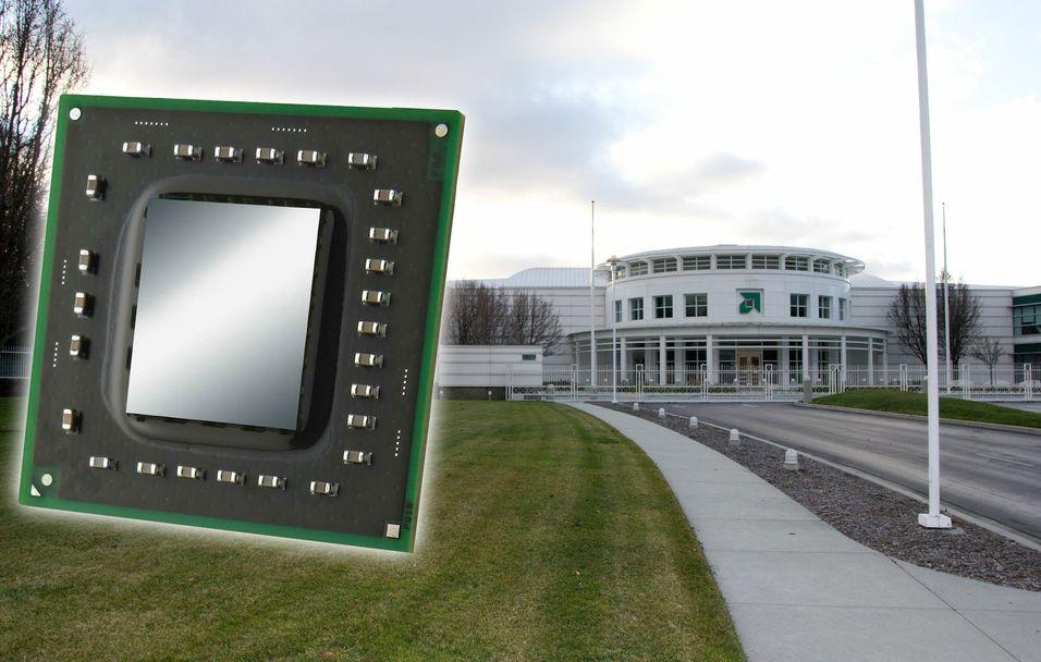 AMD slipper to nye prosessorer