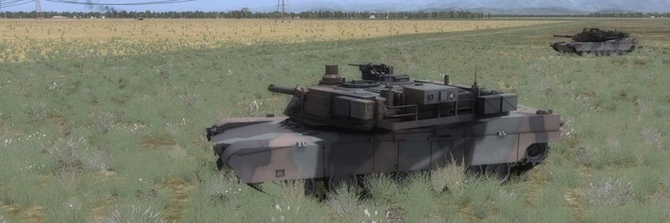 Total kontroll i DCS: Combined Arms