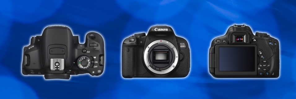 Canon slipper 650D