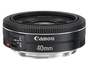 EF 40mm f/2.8 STM.