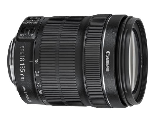 Canon EF-S 18-135mm f/3.5-5.6 IS STM.