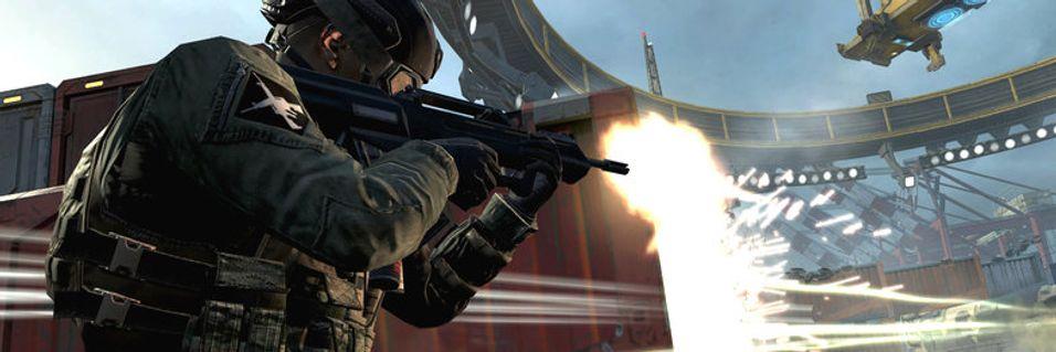 SNIKTITT: Call of Duty: Black Ops II