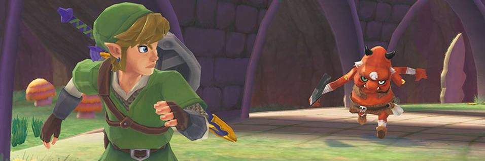 Eksperimenterer med konsepter til nytt Zelda