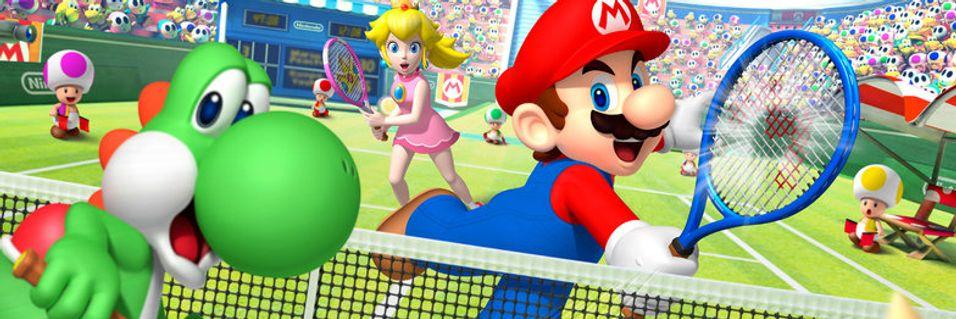 ANMELDELSE: Mario Tennis Open