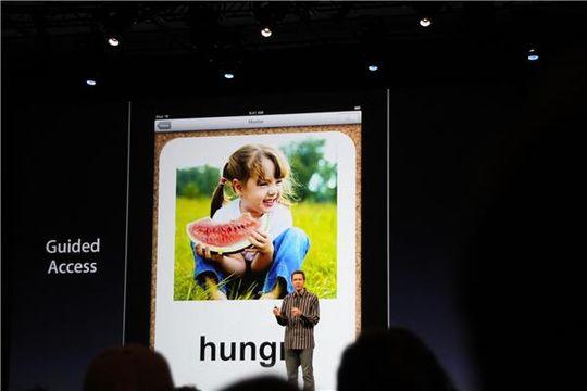 Apple vil gjøre applikasjonene og enhetene sine lettere å bruke for alle.