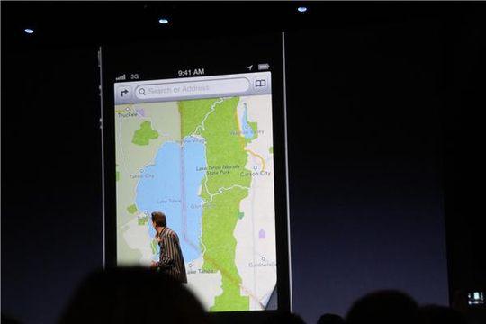 Apple dropper Google Maps, og lager heller en  helt egen karttjeneste. Den kan blant annet by på innebygd funksjon for å holde deg oppdatert på trafikken.