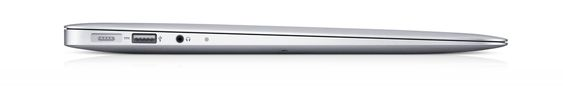 Macbook Air er fortsatt syltynn.