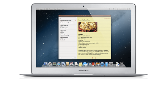 Apple fornyer sitt operativsystem, OS X.