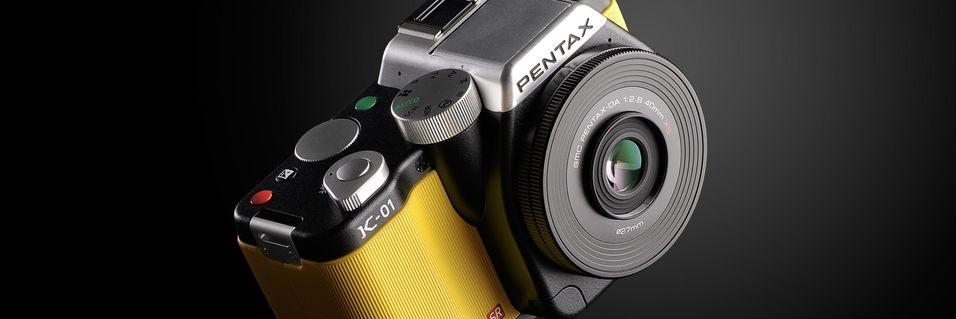 TEST: Pentax K-01