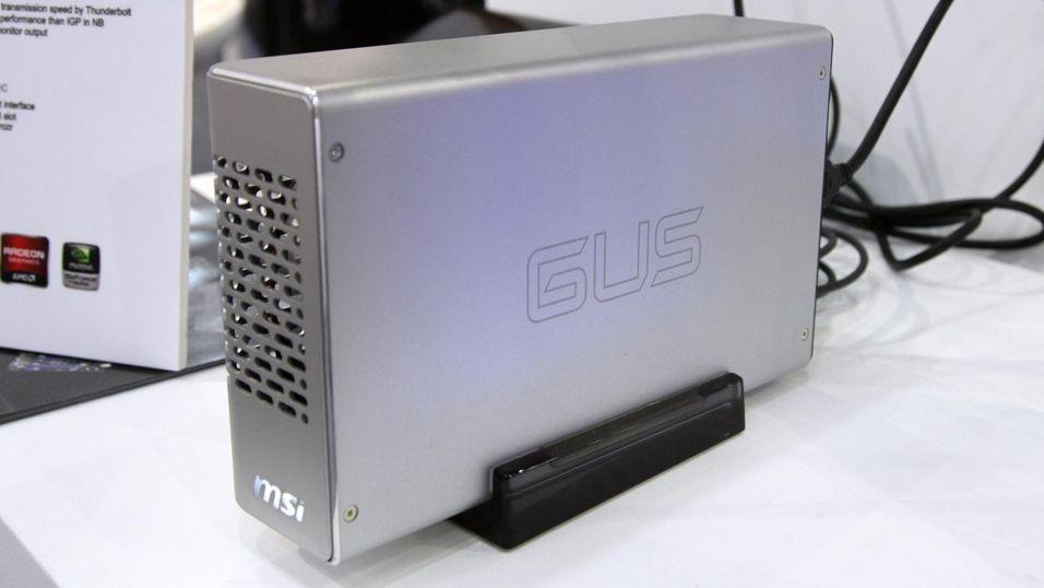 MSI lover bedre grafikkytelse med GUS.