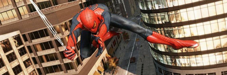 SNIKTITT: The Amazing Spider-Man