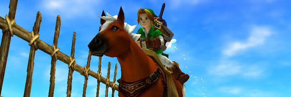 Planlegger nytolkning av Zelda-spill til 3DS
