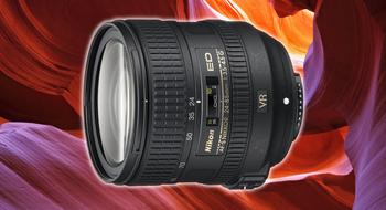 Kompakt fullformatzoom fra Nikon