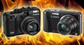 Her er de 10 heteste digitalkameraene