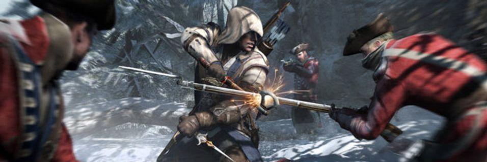 SNIKTITT: Assassin's Creed III