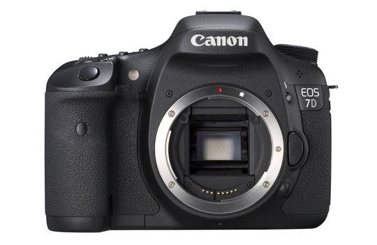Canon EOS 7D.