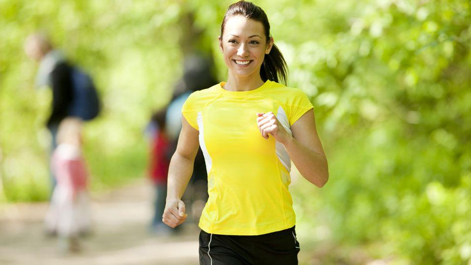 Snart kan du jogge for å lade mobilen