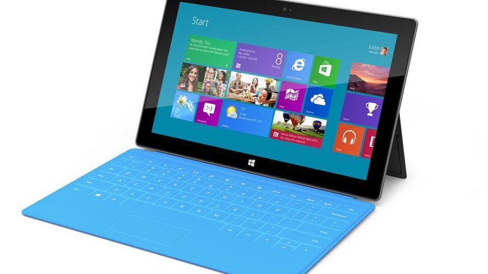 Surface kan bli en direkte iPad-konkurrent