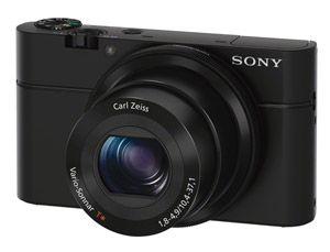 Sony Cybershot DSC-RX100.