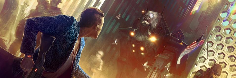 Cyberpunk inspirert av Game of Thrones