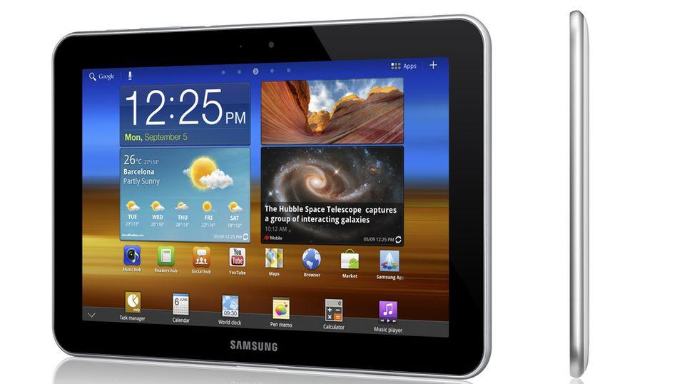 Samsung Galaxy Tab 8.9 LTE har støtte for det norske 4G-nettet.