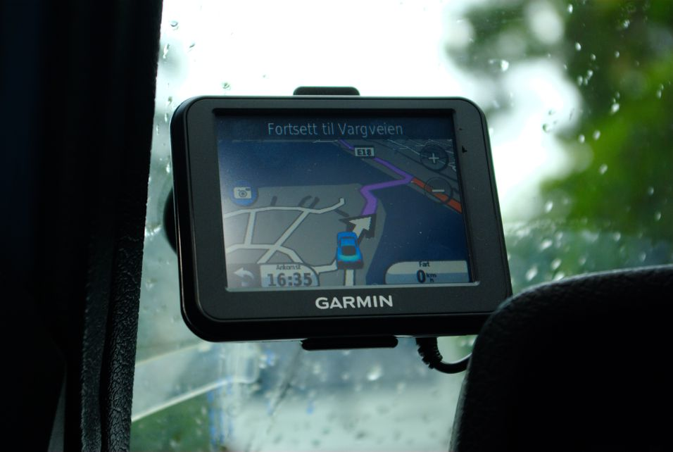 TEST: Garmin Nüvi 30