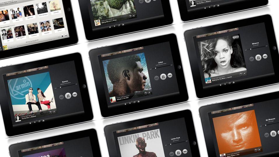 Spotify lanserer mobil radio