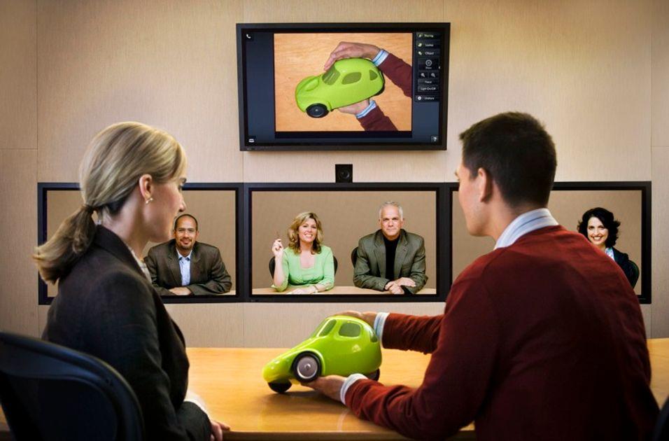 Millioner å spare på videokonferanser
