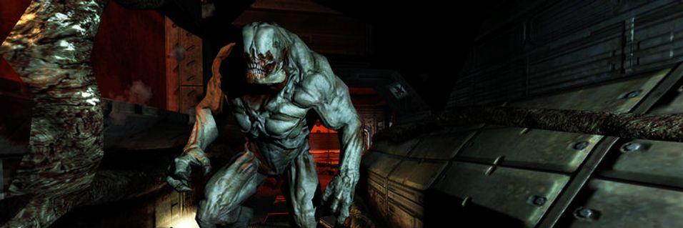 Doom 3-overhalingen har fått lanseringsdato