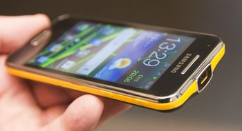 Test: Samsung Galaxy Beam