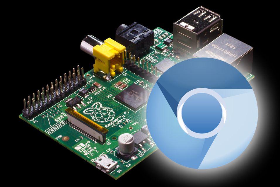 Googles OS får støtte for Raspberry Pi