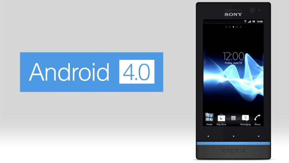Sony Xperia S får endelig Android 4