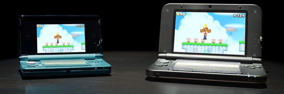 Slik blir Nintendo 3DS XL