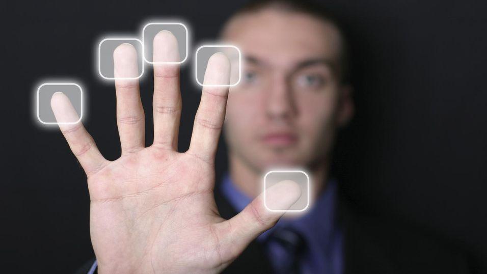 Kan lese fingeravtrykkene dine på avstand