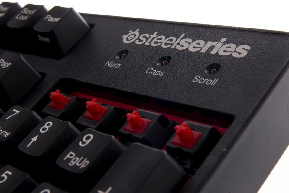 Steelseries 6Gv2 Red Edition