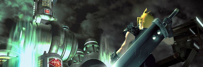 Final Fantasy VII blir relansert på PC