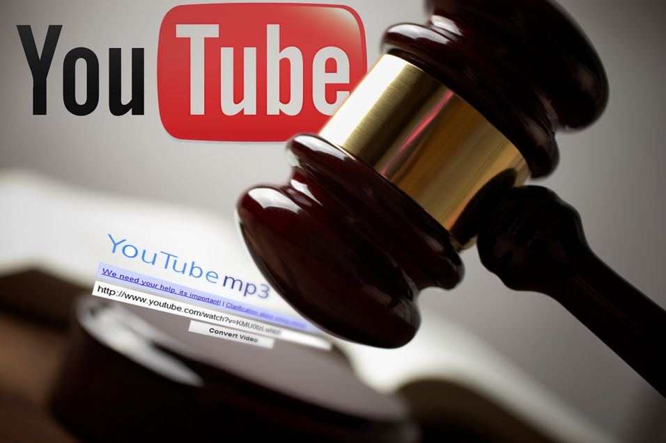 Google vil stoppe Youtube-ripping