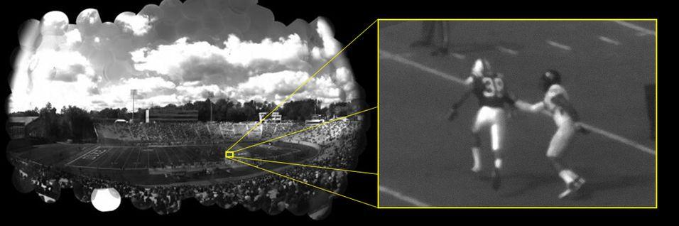 Møt Aware-2: Gigapikselkamera