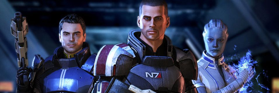 Gratis Mass Effect 3-utvidelse kommer i morgen