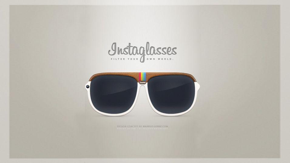 Her er Instagram-brillene