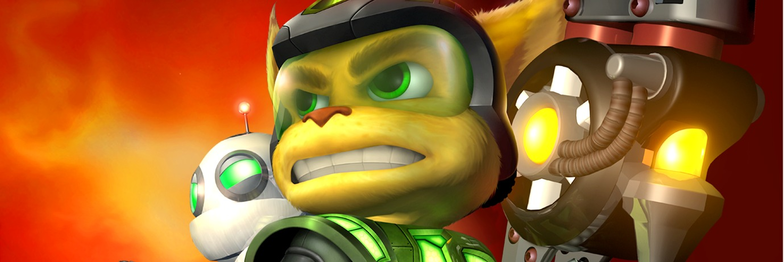 ANMELDELSE: The Ratchet & Clank Trilogy