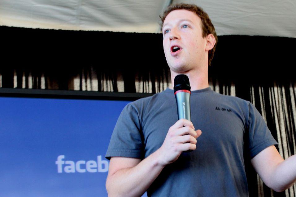 Slik bytter du Facebook-e-post