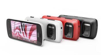 Nokia 808 Pureview salgsklar neste uke