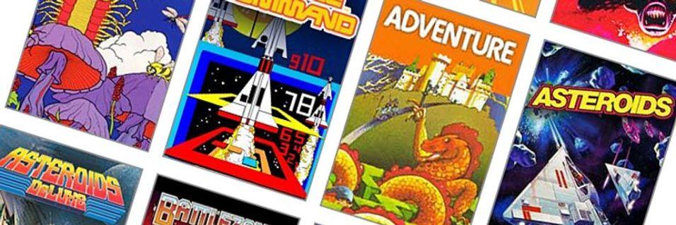 Atari feirer 40 år