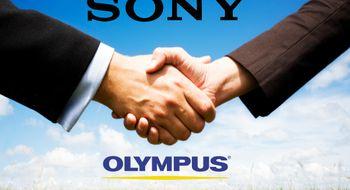 Kjøper seg opp i Olympus