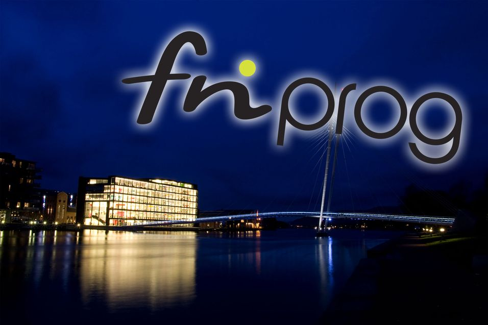Friprogsenterets lokaler i Drammen.