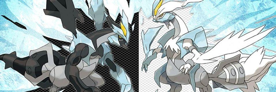 Pokémon Black 2 og White 2 får europeisk dato
