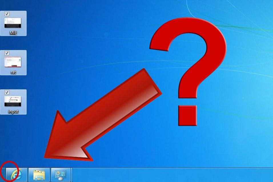 Derfor fjerner Microsoft Start-knappen i Windows 8