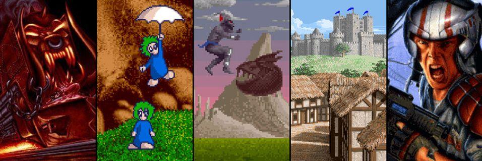 Husker du disse Amiga-spillene?